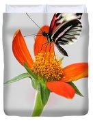 Magical Butterfly Duvet Cover