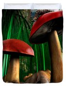 Magical Forest Duvet Cover