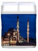 Magical Istanbul Duvet Cover