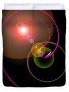 Magical Light And Energy 4 Duvet Cover