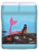 Magical Mystic Mermaid Duvet Cover