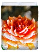 Magical Rose Duvet Cover