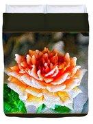 Magical Rose Duvet Cover