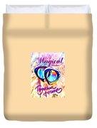 Gay Magic Duvet Cover