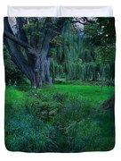 Magical Woodland Glade Duvet Cover