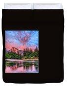 Magical Yosemite Duvet Cover