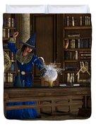 Magician Duvet Cover