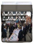 Magna Carta 2015 Duvet Cover