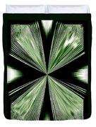 Magnetism Duvet Cover