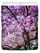 Magnificant Magnolias Duvet Cover
