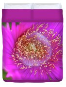 Magnificent Flower Duvet Cover