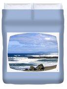 Magnificent Sea Duvet Cover