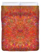 Magnificent Splatters Duvet Cover