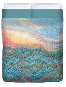 Magnificent Sunset Duvet Cover