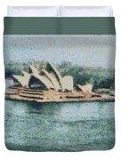 Magnificent Sydney Opera House Duvet Cover