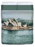 Magnificent Sydney Opera House Duvet Cover