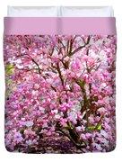 Magnolia Beauty #14 Duvet Cover