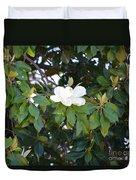 Magnolia Blooming 3 Duvet Cover