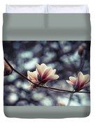 Magnolia Blossom 2 Duvet Cover