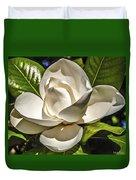 Magnolia Blossom 4 Duvet Cover
