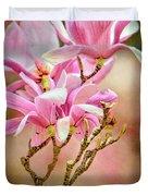Magnolia Branch Duvet Cover