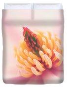 Magnolia Crown Duvet Cover