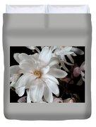Magnolia Flower Duvet Cover