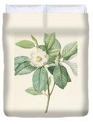 Magnolia Glauca Duvet Cover