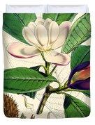 Magnolia Hodgsonii Duvet Cover