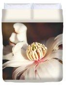 Magnolia In Bloom Duvet Cover