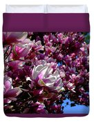Magnolia In Spring Duvet Cover
