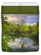 Magnolia Overlook Duvet Cover