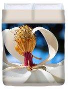 Magnolia Passing Duvet Cover