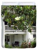 Magnolia Plantation Duvet Cover