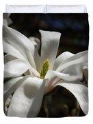 Magnolia Stellata Duvet Cover