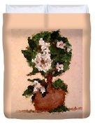 Magnolia Topiary IIi  Duvet Cover