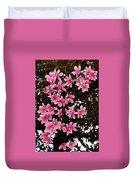 Magnolias In Spring Duvet Cover