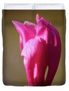 Magnolia's Torch Duvet Cover