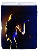 Mahogany Rush Seattle #40 Duvet Cover