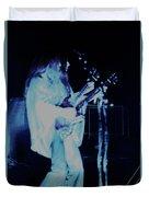 Mahogany Rush Seattle #41 Duvet Cover