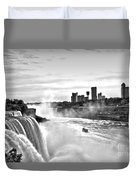 Maid In The Mist Duvet Cover
