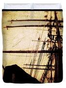 Maiden Voyage Duvet Cover