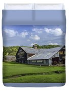 Mail Pouch Barn Duvet Cover