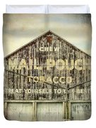 Mail Pouch Barn - Us 30 #7 Duvet Cover