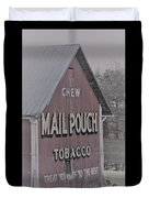 Mail Pouch Special 2 Duvet Cover