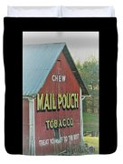 Mail Pouch Special Duvet Cover