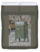 Mailbox Harlem Duvet Cover