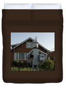 Mailbox King Duvet Cover