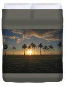 Maili Sunset Duvet Cover