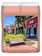 Main Street Mount Joy Duvet Cover